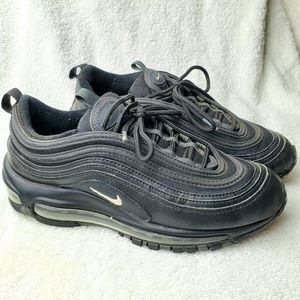 Nike Air Max 97 GS 'Black' 6.5Y Women Size 8